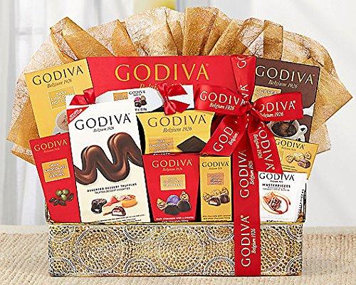 Godiva Wine - Wine Country Gift Baskets Godiva Collection