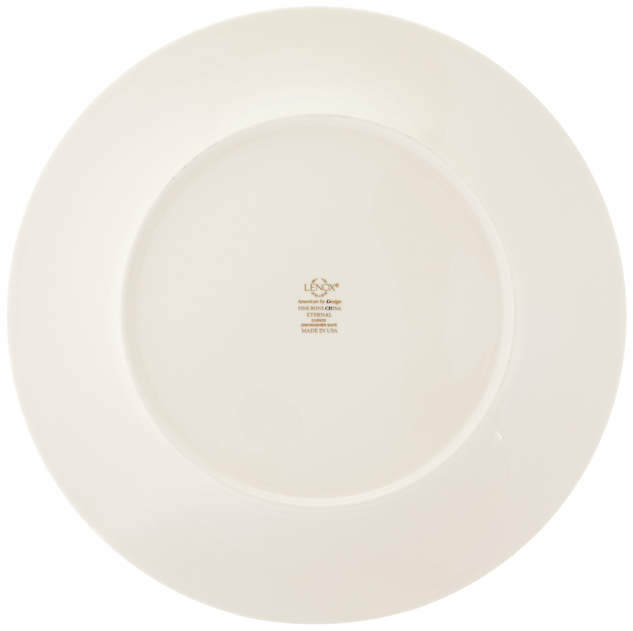 Lenox Eternal Gold-Banded Fine China 5-Piece Place Setting, Service for 1 by Lenox (Image #5)