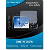 "2 x SWIDO« Screen Protector Fujifilm Finepix XP120 Screen Protection Film ""CrystalClear"" invisible"