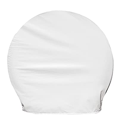"ADCO 3949 Ultra Tyre Gard Wheel Cover,White,40"" - 42"": Automotive"