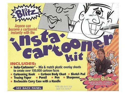 Blitz Body Kits (Blitz Insta-Cartooner Kits instant cartooner kit)