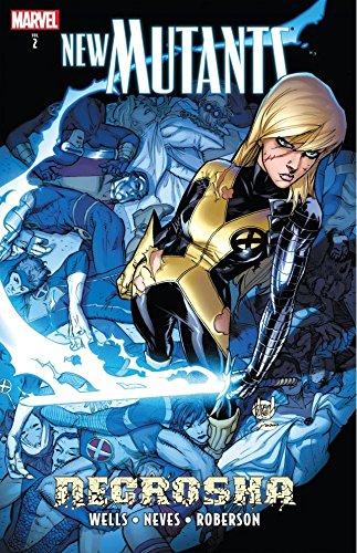 New Mutants Vol. 2: Necrosha (New Mutants (2009-2011))
