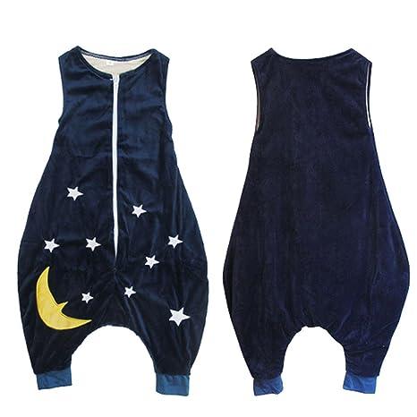 Sacos de Dormir para Bebé, Peso de Verano, Lavable a Máquina, 1.0 Tog