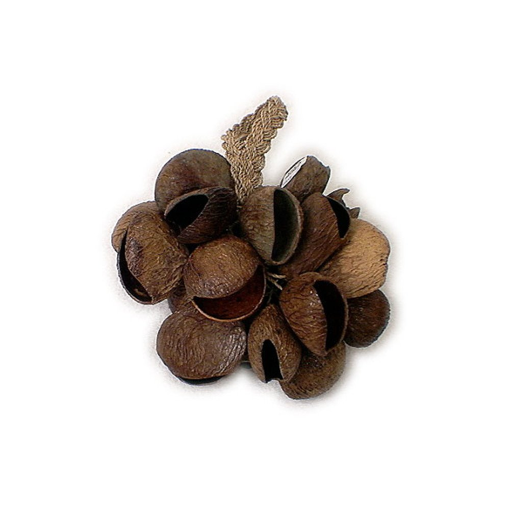 Groove Masters Percussion Pangi Seed Shell Shaker Sound Effect SHAK-14