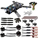 XCSOURCE® DIY Emax Pure Carbon 250 FPV Quadcopter Frame MT2204 ESC Flight Control RC017