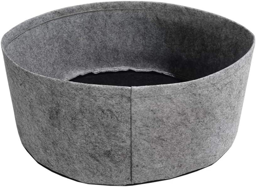 Breathable Nonwoven Fabric Cloth Planter Pot with Flap and Handles Centory Garden Boxes,Easy to Harvest Garden Planting Grow Bags for Potato Tomato and Other Vegetables