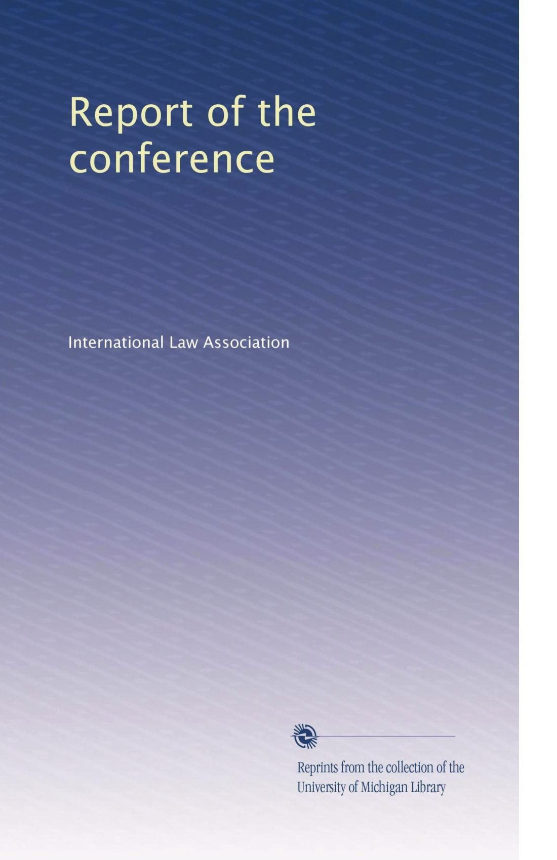 Download Report of the conference (Volume 4) pdf