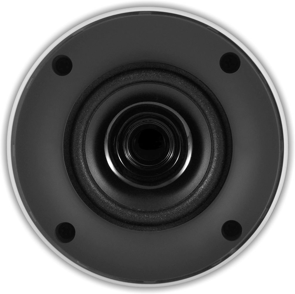 OSD ACE400 3'' Trimless In-Ceiling/In-Wall Speaker 60W (White, Pair) by OSD Audio