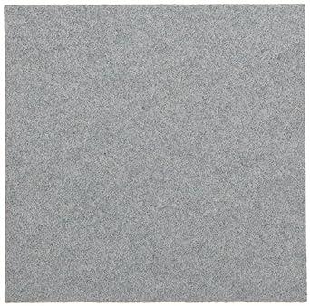 "Norton A259 3X Stick & Sand Sanding Sheet, 4-1/2"" x 4-1/2"", Adhesive Backed, Aluminum Oxide"