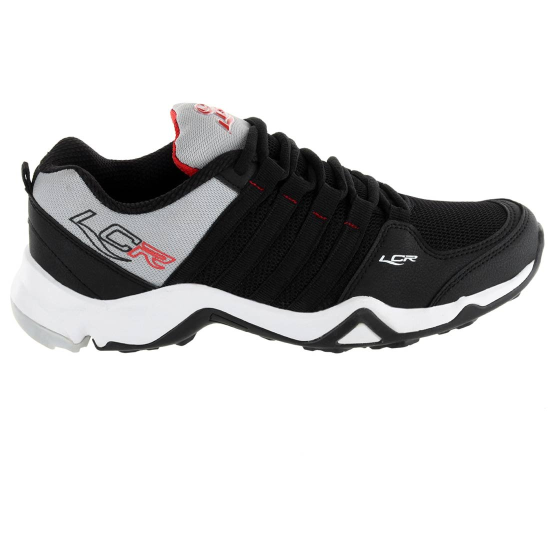 e570ae2d154 Lancer Men s Mesh Sports Running Walking Training and Gym Shoes  Buy Online  at Low Prices in India - Amazon.in