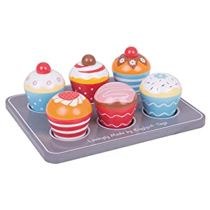 Bigjigs Toys Muffin Tray