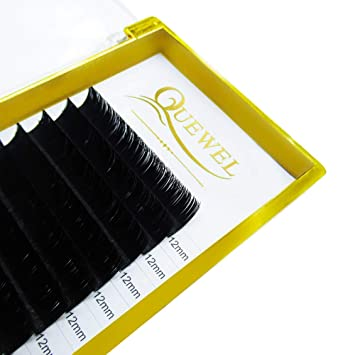 0cd4d1a3e66 Thickness 0.07mm Russian Volume Premade Fans Eyelash Extensions C/D Curl  8~15mm