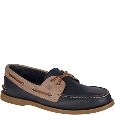 Sperry Top-Sider Mens A/O 2-Eye Cross Lace Shoes, Size