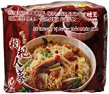 Ve Wong Instant Oriental Noodle Soup, Ginseng Gochi Flavor, 12 Ounce