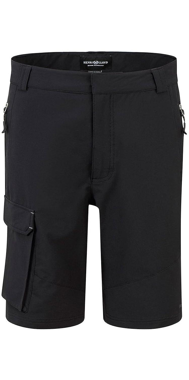 Henri Lloyd Element Inshore Segeln Stiefelfahren Wassersport Shorts Schwarz. Atmungsaktiv - Geschweißte Seitentaschen - Easy Stretch B074CRZC7Q Shorts Bequeme Berührung