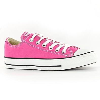 ce6b79803aea Converse Basic Chucks 137254C CT OX Carmine Rose 39  Amazon.co.uk  Shoes    Bags