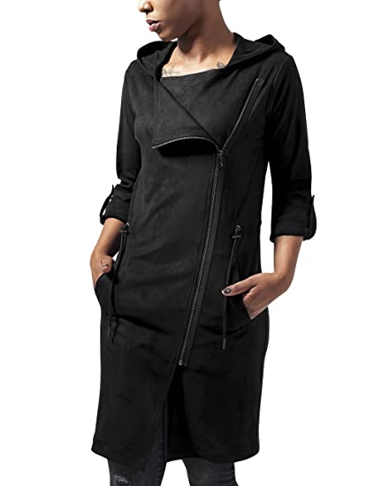 Coat black Classics taille L Fabricant Urban Manteau Femme Bubble 42 Ladies Noir 5PxXnq1Fpw