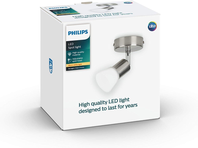 gris Philips Foco bajo consumo