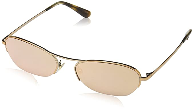 VOGUE 0VO4107S Gafas de sol, Light Rose Gold, 54 para Mujer ...