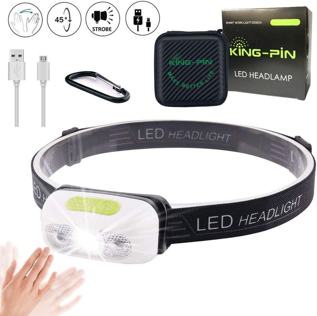 So kaufst Du die richtige Stirnlampe zum Laufen in der Dunkelheit