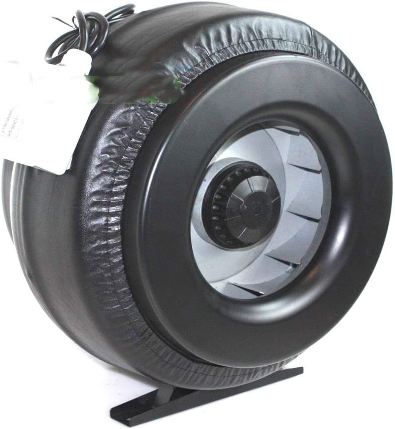 """12"""" Inch Inline Duct Fan Vent Exhaust Air Cooled Hydroponic Fan Blower 1200CFM, New"""
