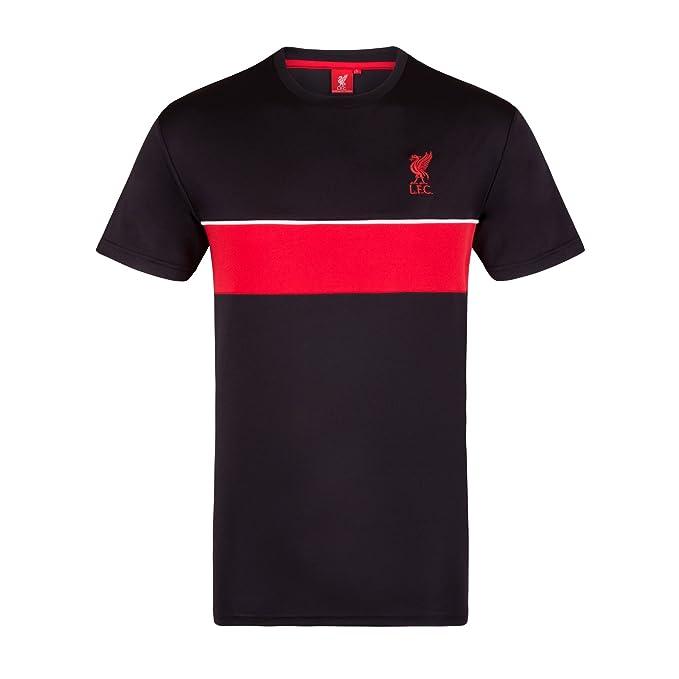 Liverpool FC - Camiseta oficial de entrenamiento - Para hombre - Poliéster VtkCwJ