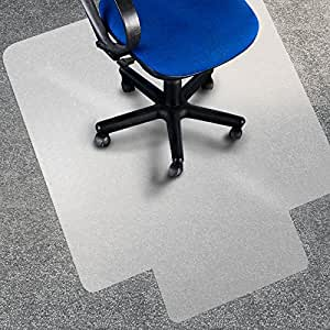Amazon.com : Chair Mat with Lip for Carpets | Low / Medium