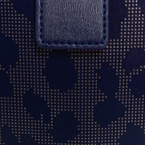 Versace Jeans , Damen Tote-Tasche blau blau