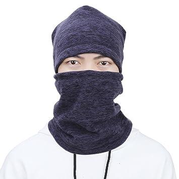 ValueHall Unisex Pasamontañas Protector Multifunción Ajustable Respirable Vento Mascara Balaclava Moto Completa y Mitad Cuello Máscara