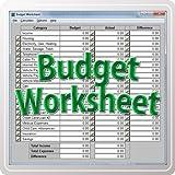 Budget Worksheet [Download]