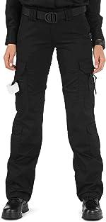 5.11 Tactical Women's Taclite Lightweight EMS Pants, Adjustable Waistband, Teflon Finish,