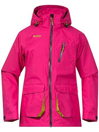 6d1a52ec4 Jacket Kids Bergans Folven Jacket Girls: Amazon.co.uk: Clothing