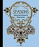 capa de Seasons Coloring Book: Published in Sweden as tidevarv