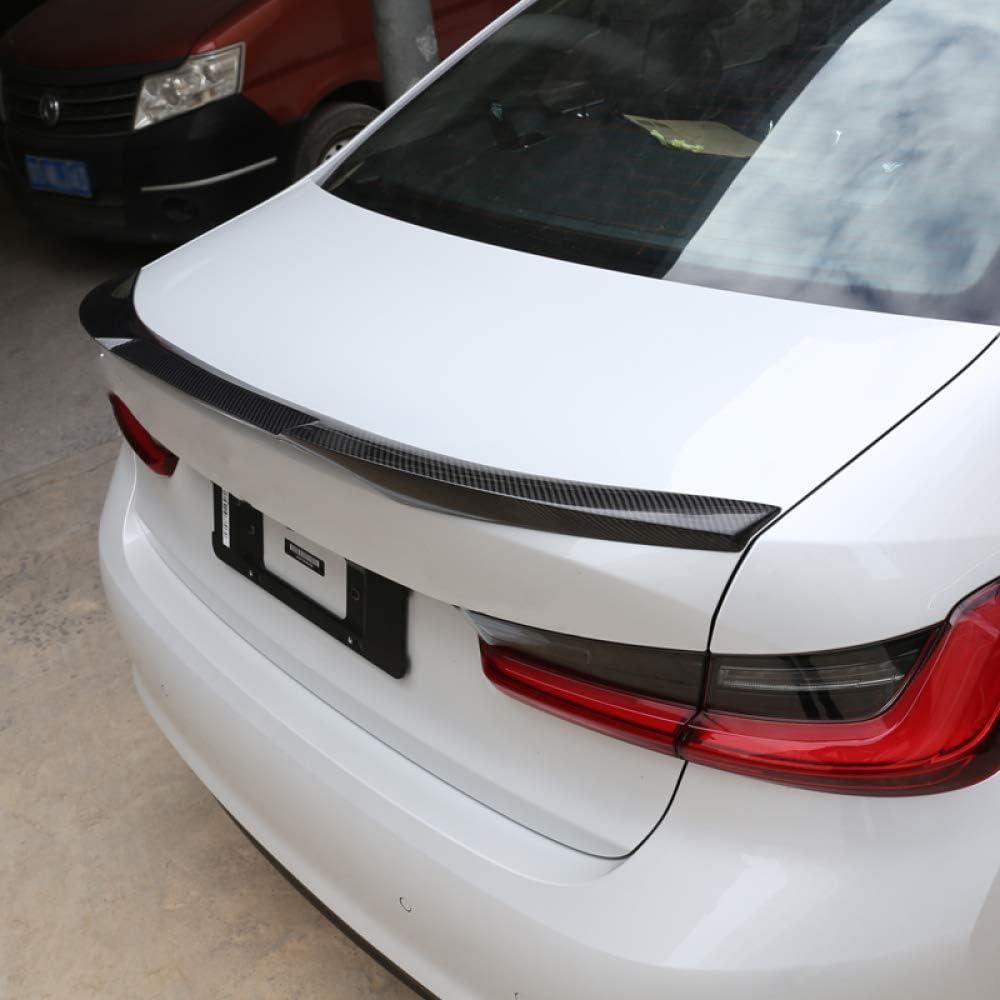 Couvercle daile de Coffre arri/ère de Voiture en Fibre de Carbone v/éritable///Accessoires de d/écoration ext/érieure MYlnb/pour BMW S/érie 3 G20 G28 2019-2020
