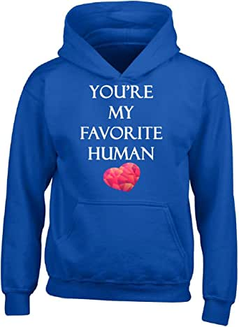 Amazon.com: Youre My Favorite Human Love Heart - Girl