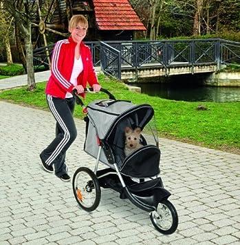 Teflon® Perros Sport Buggy - Jogging Jogger hundet con ruedas Perros Buggy hundebuggie Buggie - Hasta 12 kg: Amazon.es: Productos para mascotas