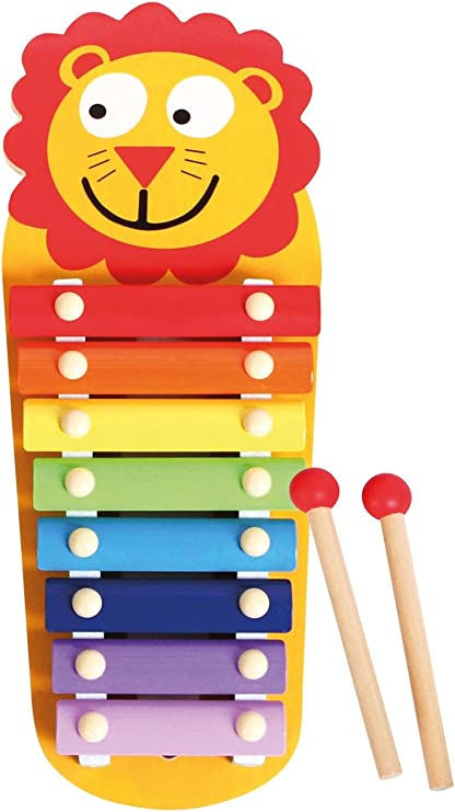 7565 Jouet Musical Small foot company Grenouille Xylophone