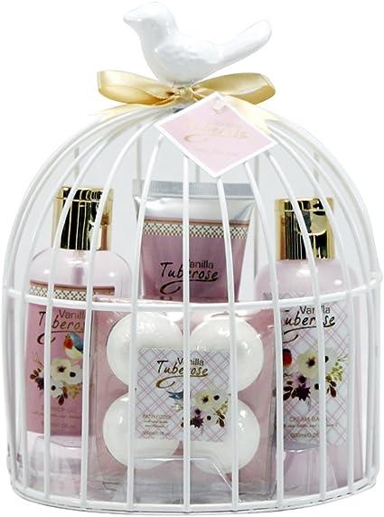 Gloss - caja de baño, caja de regalo para mujeres - La jaula de ...