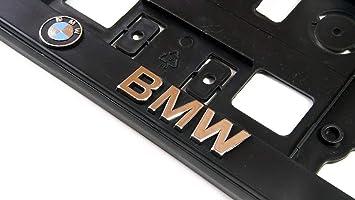 Set 2 X Premium Kennzeichenhalter Kennzeichenhalterung Nummernschildhalter Neu Auto