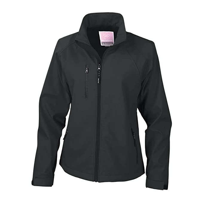 Result Ladies La Femme 2 Layer Softshell Jacket