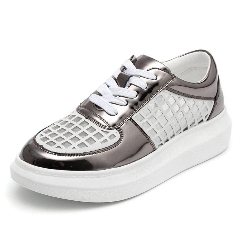 JRenok - Zapatillas Mujer 36 EU|Waffe Farbe