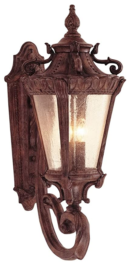 Nice Trans Globe Lighting 4840 PA Outdoor Heritage 28.5u0026quot; Wall Lantern, ...