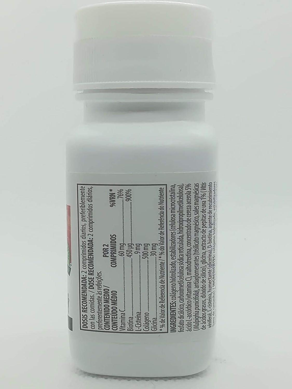 pack 2 x Biotina C Plus biológica NUTRILITE - Pelo Piel y Uñas (2 x 90 comprimidos). Para 3 meses. Este complemento alimenticio contiene biotina, ...