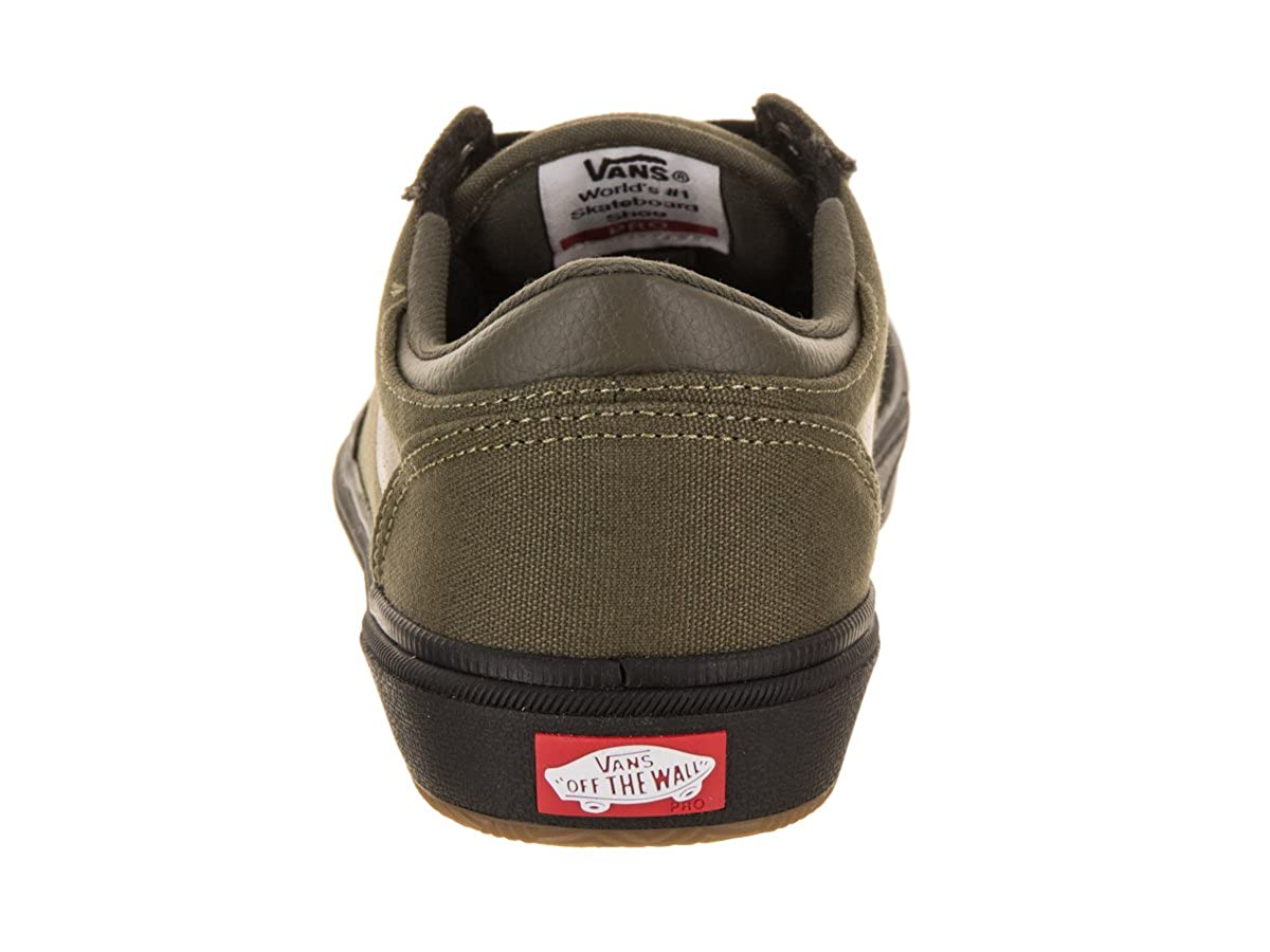 58906c36dbb Vans Gilbert Crockett Pro 2 Ivy Green Black Skate Shoes  Amazon.co.uk  Shoes    Bags
