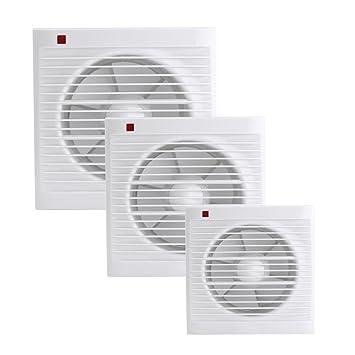 Merveilleux Waterproof Mute Bathroom Extractor Exhaust Fan Window For Kitchen Toilet  Ventilation Fans (Size 8 Inch
