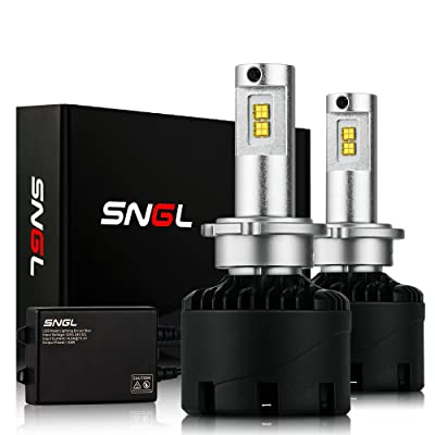 SNGL Super Bright LED Headlight