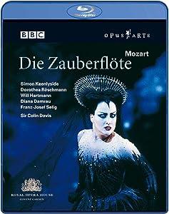Mozart - Die Zauberflote [Blu-ray]