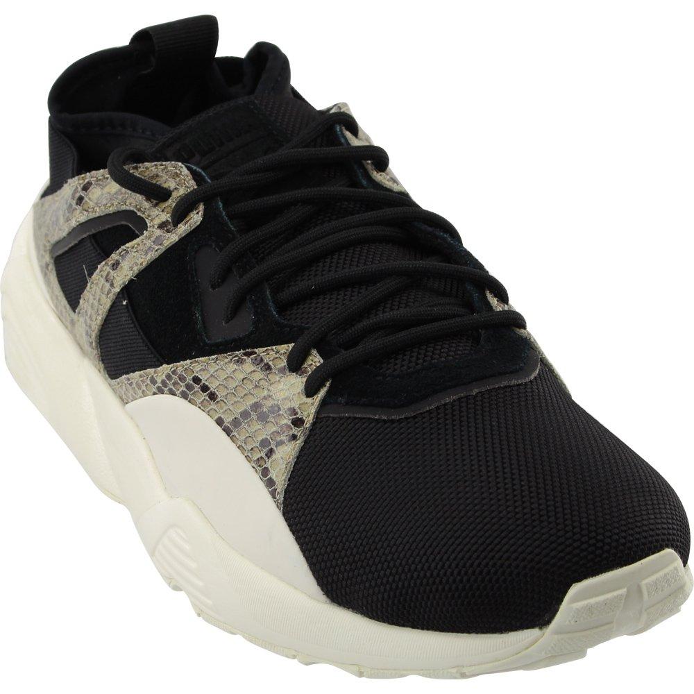 PUMA Men's Bog Sock Snake Ankle-High Fashion Sneaker B01M2C381N 8 D(M) US Puma Black/Whisper White