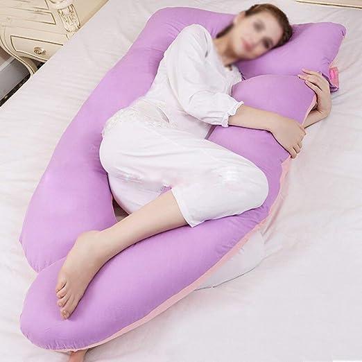 Speedmar Almohada de Cuerpo Completo para Embarazadas ...