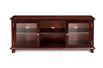 Amazoncom Simple Connect Essex TV Stand 60Inch Kitchen Dining